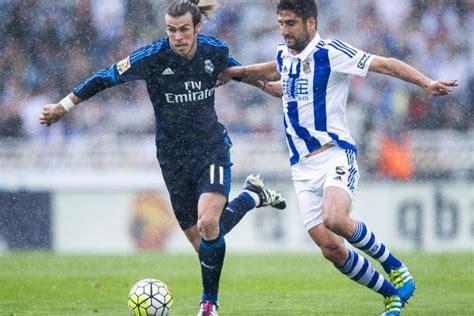 CANALES DONDE VER EL PARTIDO: Real Sociedad - Real Madrid ...