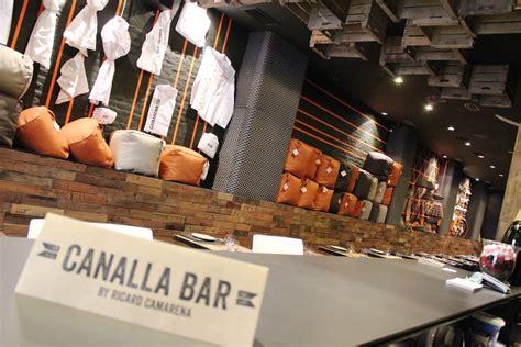Canalla Bar es la barra de Canalla Bistro, restaurante en ...