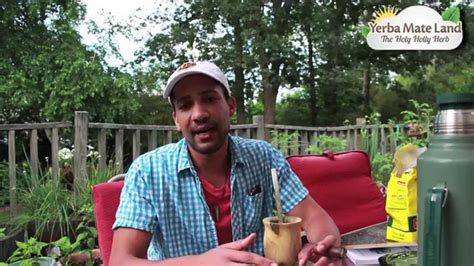 Canarias Yerba Mate Review and Preparation   YouTube