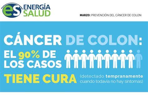 Cáncer de colon: La prevención cura - Energía Salud