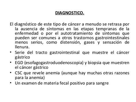 Cancer de estomago okk