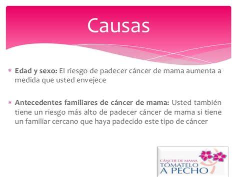 Cancer de mama proyecto