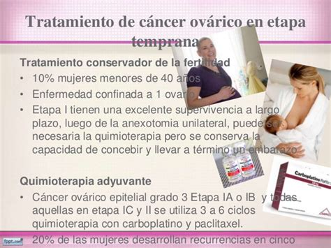 Cancer y tumores de ovario