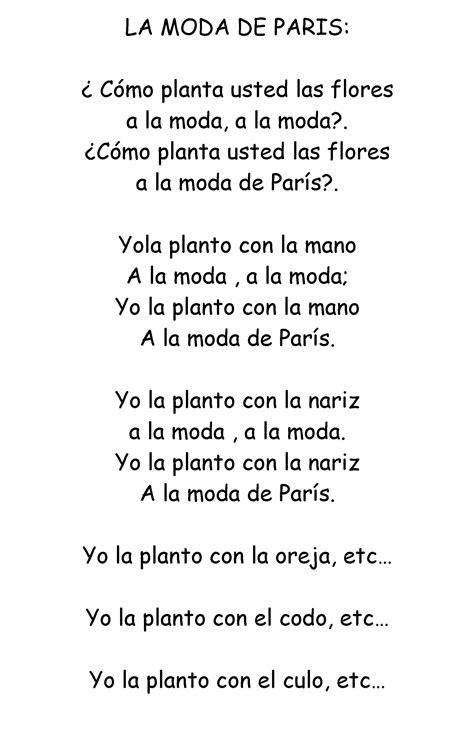 CANCION | Aula de música CEIP Luis Costa | Página 2