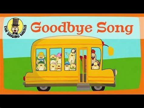 Canción de despedida para niños | Canciones en inglés para ...
