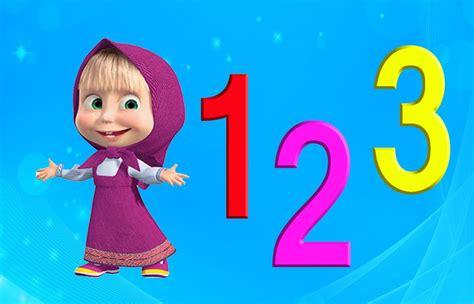 Canción de los números en español ???? - Videos Infantiles