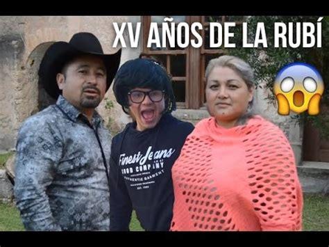 CANCIÓN DE LOS XV AÑOS DE LA RUBÍ ♥! - YouTube