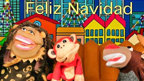 Canción de Navidad del Mono Sílabo   Canciones Educativ ...