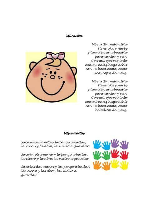 Cancionero infantil Escuela Bibichu | san jose | Pinterest ...