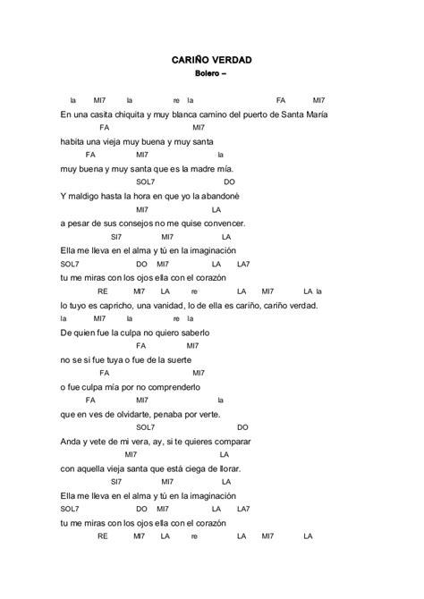 cancionero Letras b y c