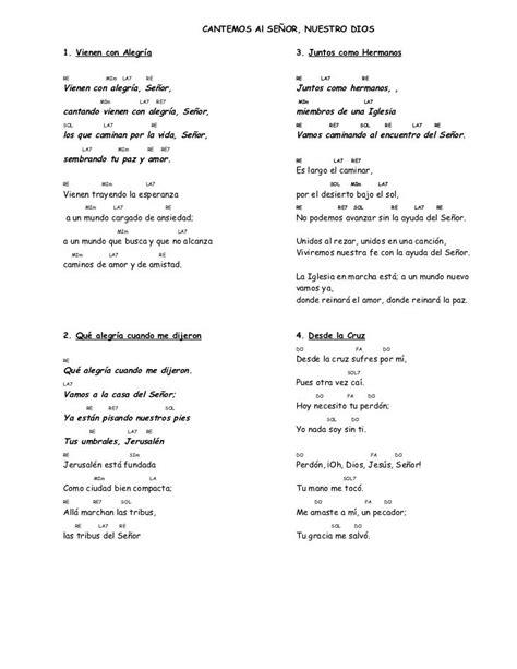 Cancionero misa con acordes by jomialro via slideshare ...