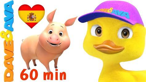 Canciones Infantiles en Español   Videos Infantiles   Dave ...