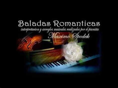 Canciones Instrumentales Romanticas