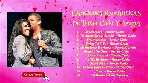 Canciones Románticas De Tercer Cielo Y Amigos - YouTube
