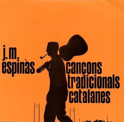 Cançons en català i més: Josep M. Espinàs  Cançons ...