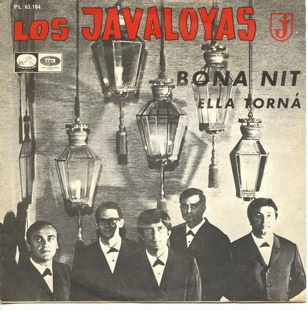 Cançons en català i més: Los Javaloyas  Bona nit