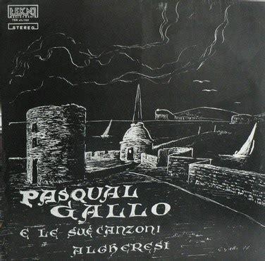 Cançons en català i més: Pasqual Gallo  e les sue canzone ...