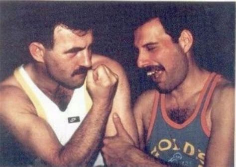 Candid Photos Celebrate the Love of Freddie Mercury and ...