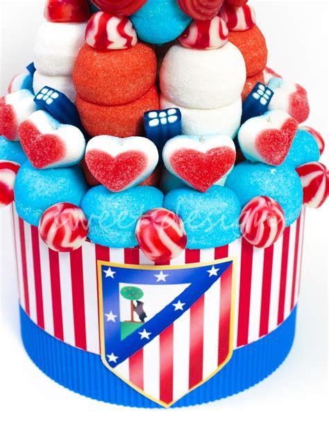 Candy Bar Fútbol de Chuches   Sweet Design