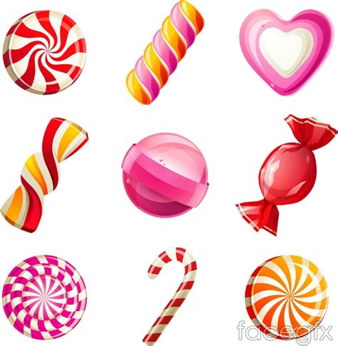 Candy clipart nine   Pencil and in color candy clipart nine