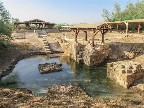 Cannundrums: Bethany Beyond Jordan   Where Jesus was Baptized