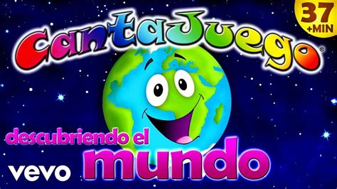 CantaJuego   Descubriendo el Mundo  Colección Oficial 16 ...