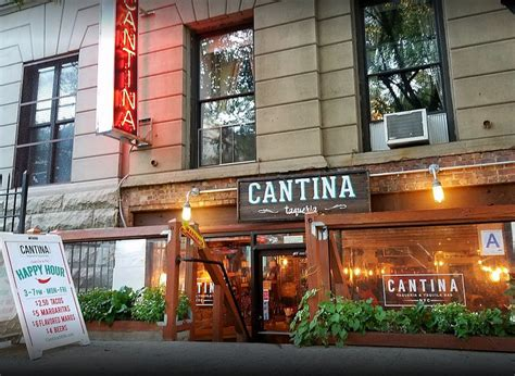 Cantina: a delicious Mexican restaurant in Harlem – Blog ...