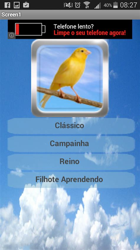Canto de Canário Belga - Android Apps on Google Play
