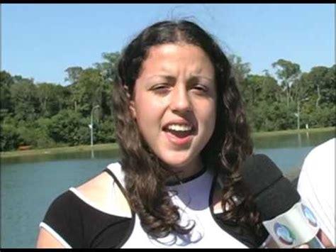 Cantora Alline Martine visita Lucas do Rio Verde - YouTube
