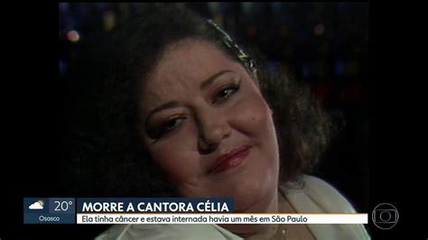Cantora Célia morre aos 70 anos em SP | Música em São ...