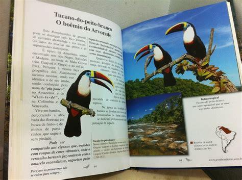 Cantos De Aves Brasileiras Johan Dalgas Frisch Ed. Bi ...