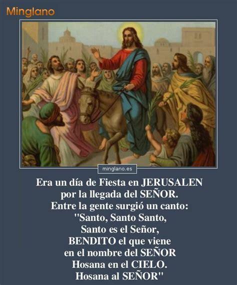 Cantos Para El Domingo De Ramos - Keywordsfind.com