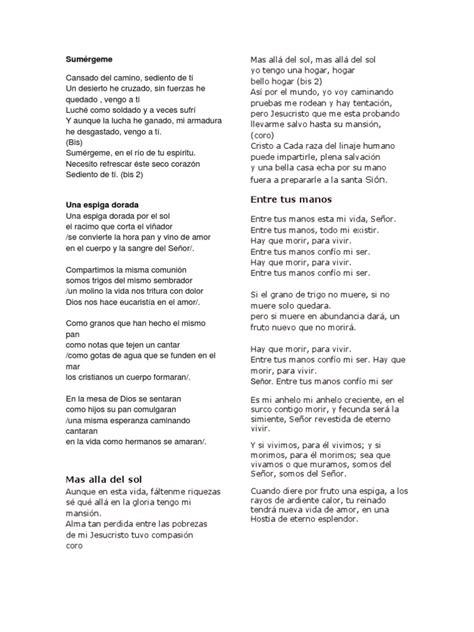 Cantos Para Rosario