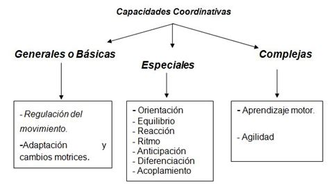 CAPACIDADES COORDINATIVAS :: Edufisica IEMS