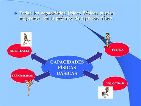 CAPACIDADES FÍSICAS BÁSICAS. - ppt descargar