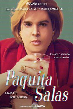 Capítulo 1x02 Paquita Salas Temporada 1