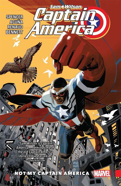 'Captain America: Sam Wilson' Comic Writer Under Fire for ...