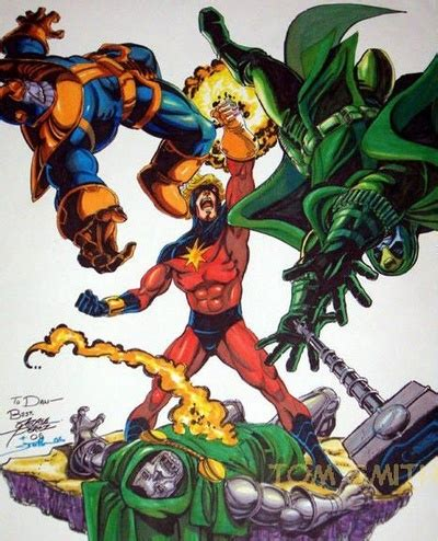 Captain Marvel (Character) - Comic Vine