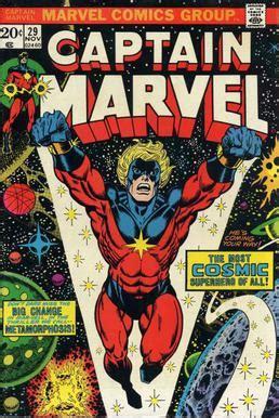 Captain Marvel (Mar-Vell) - Wikipedia