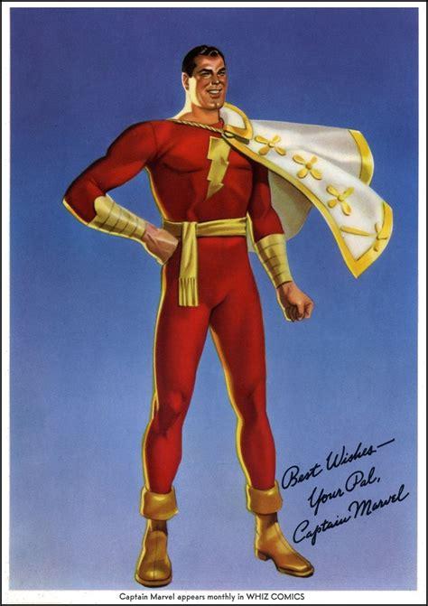 Captain Marvel | The Original Marvel Family | Pinterest