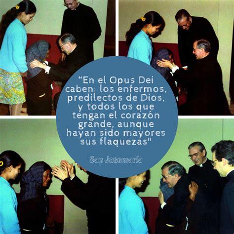 CARA A CARA: Pueden ser del Opus Dei