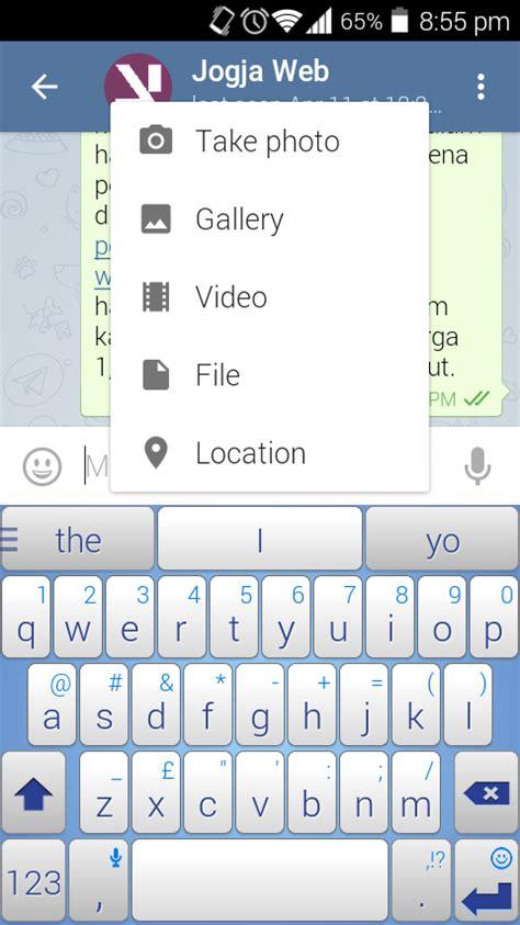 Cara Membuat dan Menggunakan Telegram di Android dan Desktop