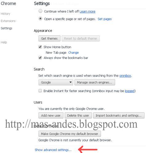 Cara Menghilangkan Toolbar Translate Google Chrome   Blog ...