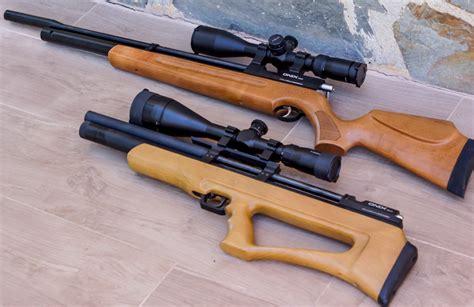 Carabinas PCP, precisión y potencia en una carabina de ...