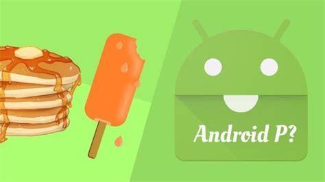 Características de Android 9.0 P