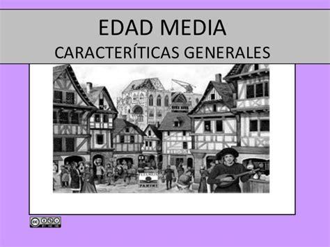 Caracteristicas de la literatura medieval