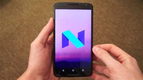 Características del Android N - Blog de telefonía móvil ...