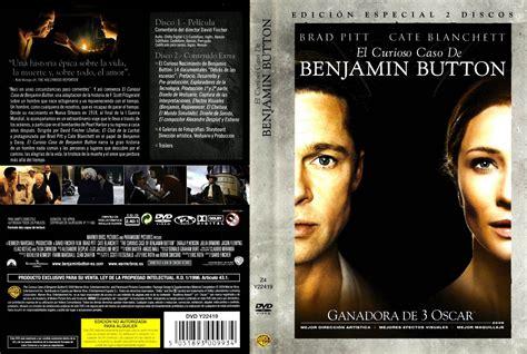 Carátula Caratula de El Curioso Caso De Benjamin Button ...