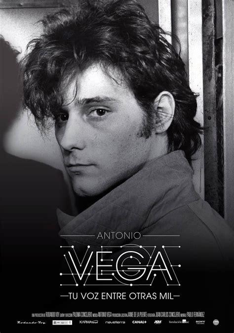 Carátula Cartel de Antonio Vega, Tu Voz Entre Otras Mil ...