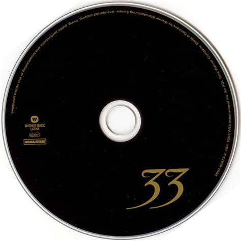 Carátula Cd de 33 de Luis Miguel   CARATULAS.COM,